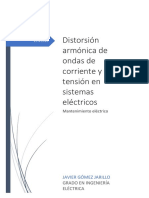 Distorsion Armonica