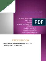 Monografia de Los Terremotos