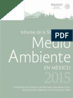 Informe 15 completo de Medio Ambiente
