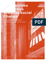 Communities of Practice Toward Social Change