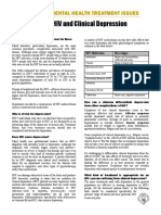 FactSheet Depression 2012
