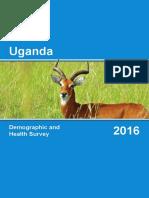 DHS Uganda 2016