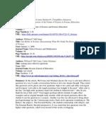 google scholar-assignment 4  macena