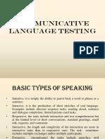 Assessing Speaking - Copy