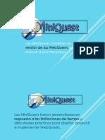 plantilla template miniquest 1