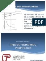 Polinomios Especiales I