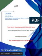 1Z0-335 Dumps - Download Oracle Financials Cloud 1Z0-335 Exam Questions.pdf
