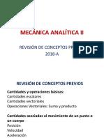 0-Revisión de Conocimientos Previos 2018A