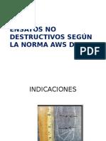 326462373 Ensayos Destructivos y No Destructivos de Soldadura