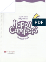 Libro de Ingles Happy Campers 6
