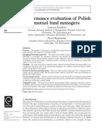 Performance Evaluation of Poli