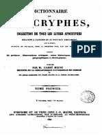 Dictionnaire des apocryphes.pdf