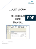 MicroDraw Manual Eng 2012-08-13-Final V1 09