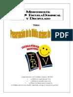 EBV - Preservacion de La Biblia Atraves de Los Tiempos (El Salvador Central)