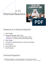 chapter 11 - chemical reactions ppt pdf