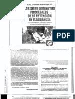 7 momentos procesales de la detención en Flagrancia - Mtro Epigmeo.pdf
