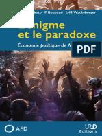 Economie Politique Madagascar