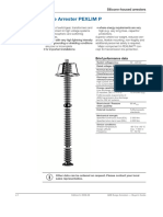 Surge Arrester Buyers Guide Edition 6 - Section PEXLIM P