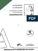 Asesoramiento al centro educativo - Jesús Domingo Segovia (Coord.).pdf