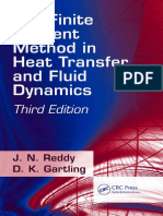 mechanics and applied analysis) Gartling, D.K_ Reddy, J. N-The Finite Element Method in Heat Transfer and Fluid Dynamics, Third Edition-CRC Press (2010).pdf