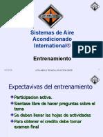 Aire Acondicionado - INTERNATIONAL