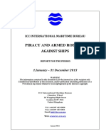 2013 Annual Imb Piracy Report