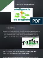 1.1.3. Tipos de Sistemas de Información