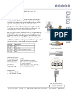 Impulse Valve Operator Kit IV.1.09.01