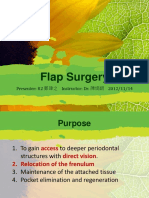 Flap Surgery