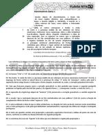 20 Questoes Da Lingua Portuguesa Estilo CESPE