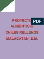 Agenda Chiles Rellenos