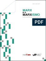 Marx e Marxismo (v.6, n.10, 2018)