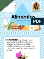 Manipulación de Alimentos e Higiene Personal