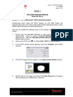 Annex 1 to Software Manual