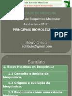 Biomoléculas 2017