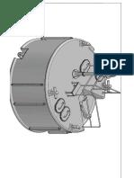 Boya en 3D Lado Posterior