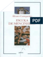 Escuela de Curanderos - Alvaro Cunqueiro