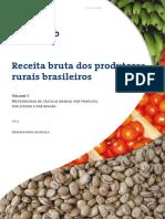Conab Receita Bruta Dos Produtores Rurais Brasileiros