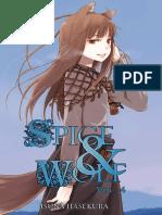 Spice & Wolf - Volume 04