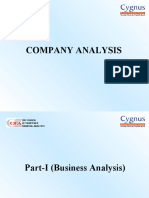 PPT Company Analysis Maruti