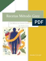 Recetario GREZ