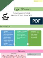 Telogen Effluvium