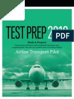 Test de Preparación Para Pilotos 2018