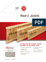 RedBuilt™ Red-I™ Joists