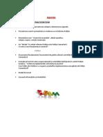 Agenda Oficiala 11 Decembrie