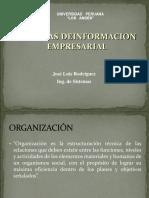 Organizacion, Sistemas y Si