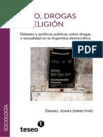 Sexo Drogas y Religion de Daniel Jones (Libro Completo)