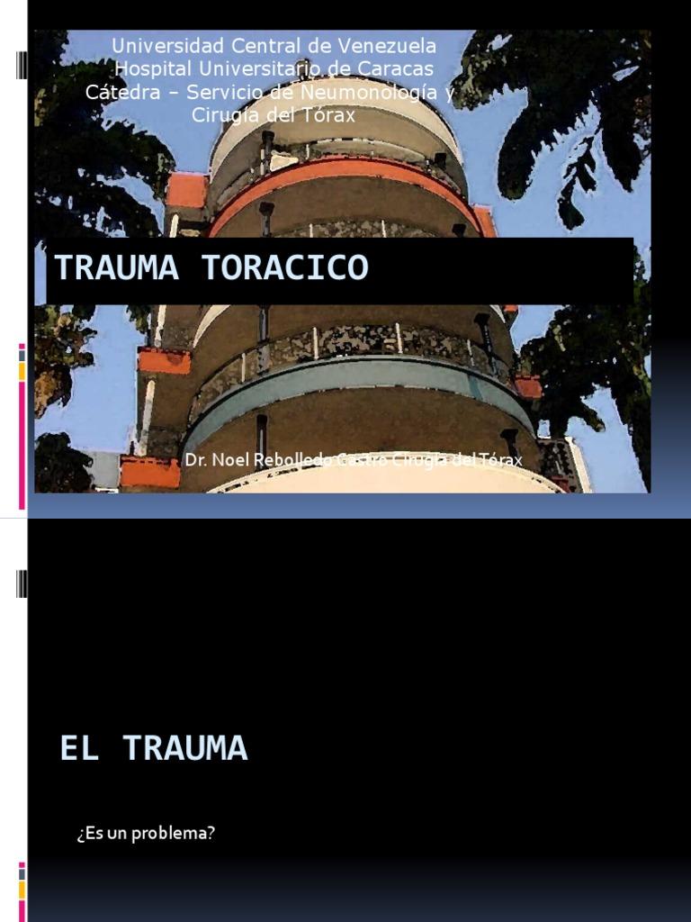 Trauma Toracico.rev 091204