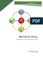 Erick Garcia - Proyecto Final SGI