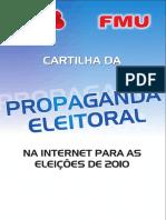 Cartilha - Eleicoes OAB-SP